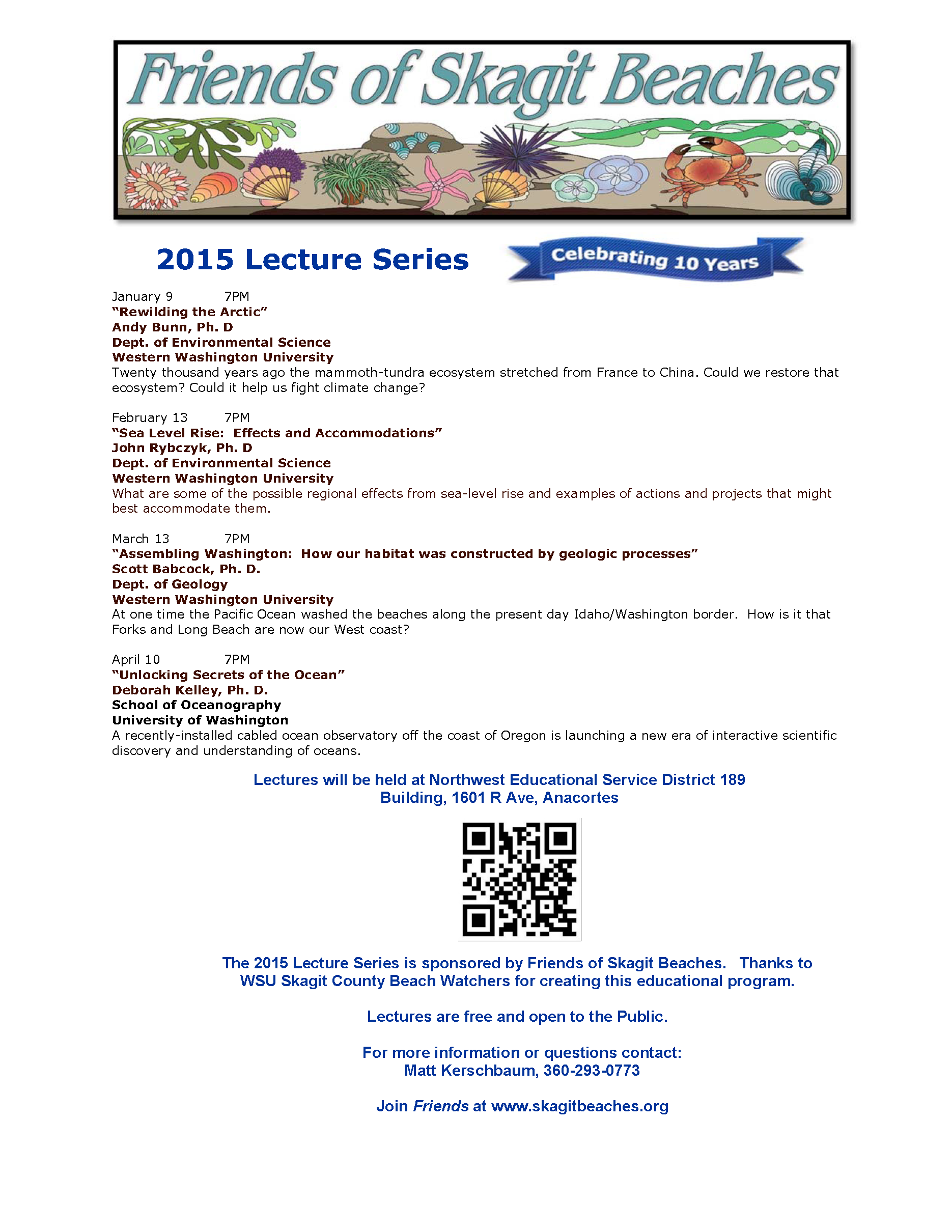 2015 LectureSeries