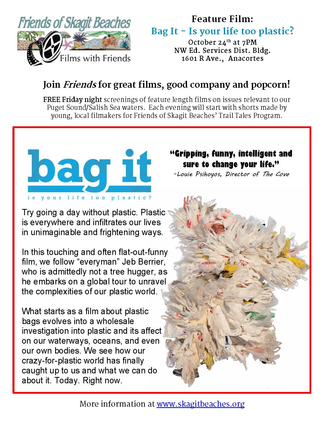 BAG IT - Is your life too plastic?
