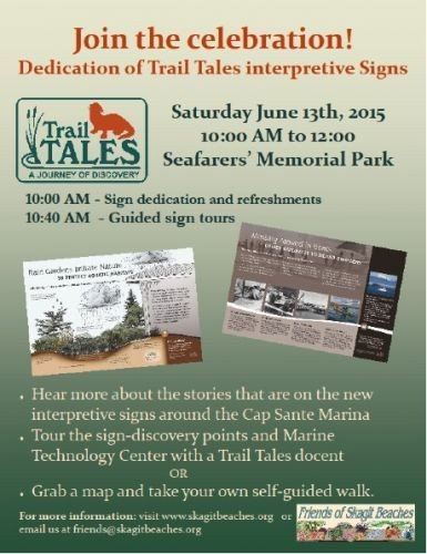 New Trail Tales Interpretive Signs Coming June 2015