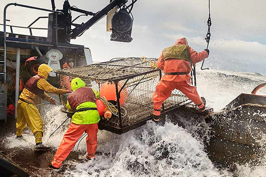 Commercial Fishing is a hazardous occupation