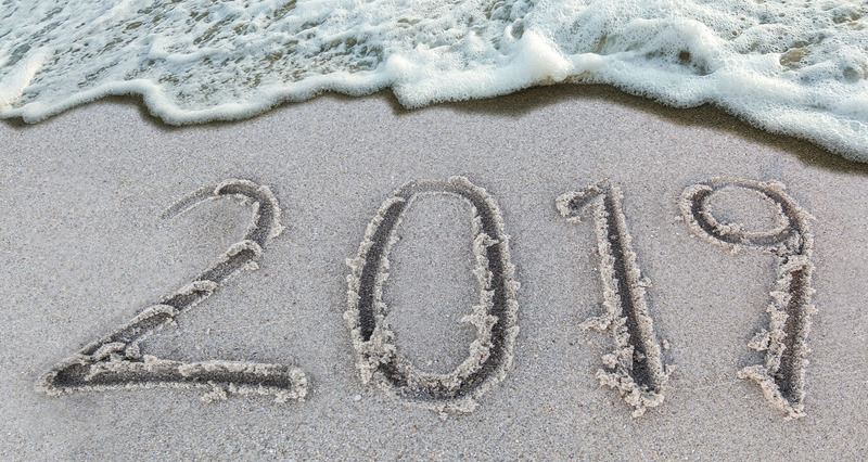 2019 in sand