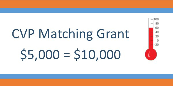 CVP Matching Grant Opportunity